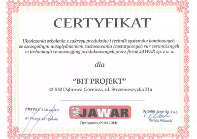 JAWAR - Ciechanów