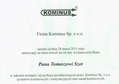 KOMINUS - Łężowice