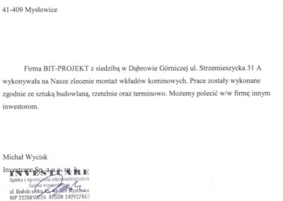 Invescare - Dąbrowa Górnicza